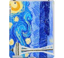 Starry Seattle iPad Case/Skin