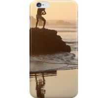 Zen And Now iPhone Case/Skin