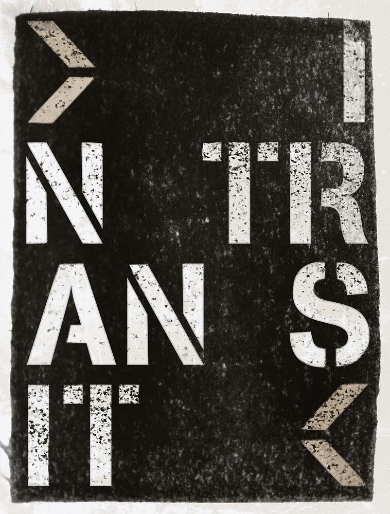 moving art project: IN TRANSIT by Steve Leadbeater