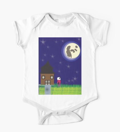 Good Night Panda Kids Clothes