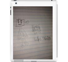 Cube Minion iPad Case/Skin