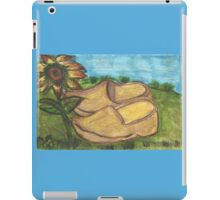Vincent Was Here..(A Tribute To Van Gogh) iPad Case/Skin