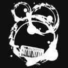 Grunge face by Heather Scott
