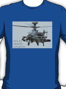 AH-64 Apache Longbow  T-Shirt