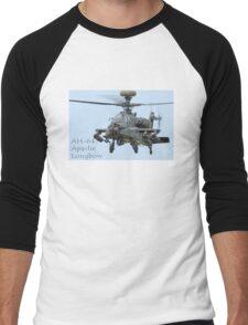 AH-64 Apache Longbow  Men's Baseball ¾ T-Shirt