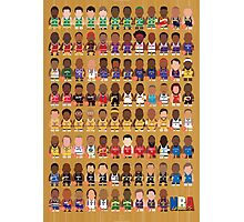 NBA Legends Photographic Print