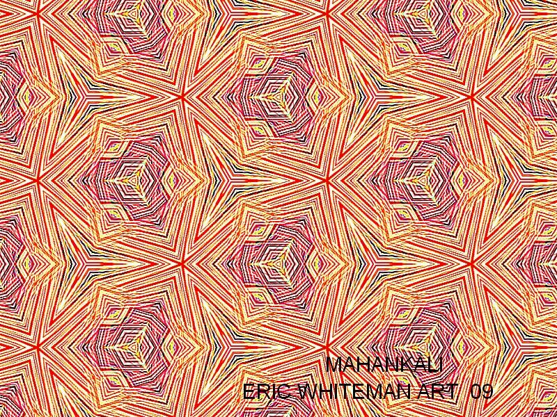 ( MAHANAKALI ) ERIC WHITEMAN  by ericwhiteman