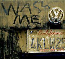 Wash Me by Michael J Armijo