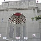 Entrance to Memorial Stadium by worldwideart