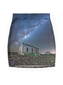 Burra North Ruin and Galaxy Mini Skirt