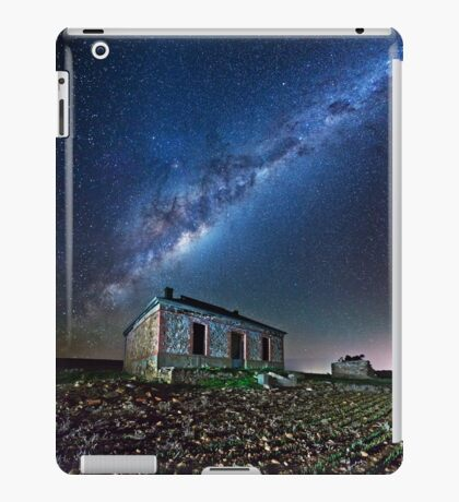 Burra North Ruin and Galaxy iPad Case/Skin