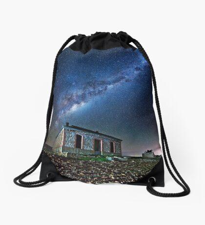 Burra North Ruin and Galaxy Drawstring Bag