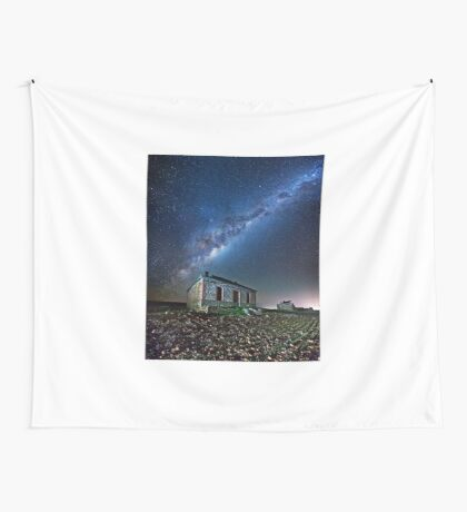 Burra North Ruin and Galaxy Wall Tapestry