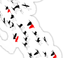 Take Flight Sticker