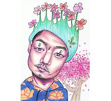 DUMFOUNDEAD Spring And Glitter Photographic Print