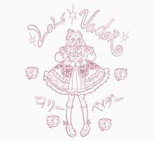 Loli Vader Pink Kids Clothes