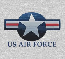US Air Focre T-Shirt by Karl R. Martin