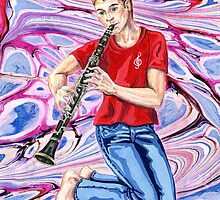 time for some Clarinet cool... by didielicious