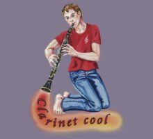 time for some Clarinet cool... Kids Clothes