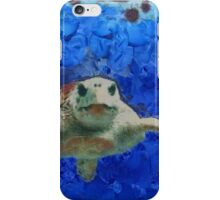 Thursday Island Turtle iPhone Case/Skin