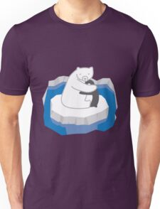 Polar Bear Hug Unisex T-Shirt