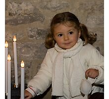 Il Battesimo Photographic Print