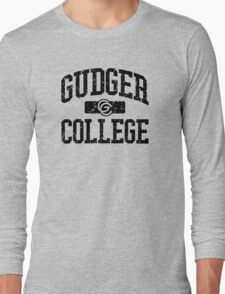 Gudger College Long Sleeve T-Shirt