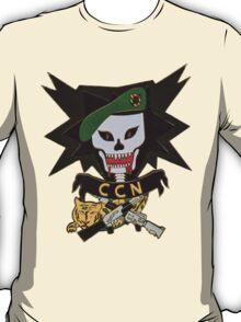 Macv sog comand control north patch (ccn) T-Shirt