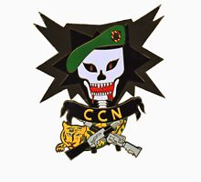 Macv sog comand control north patch (ccn) Unisex T-Shirt