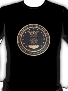 US Air Force Emblem T-Shirt T-Shirt