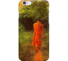 Buddha Path iPhone Case/Skin