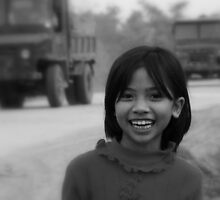 Smiles from Vietnam by Betsy  Seeton