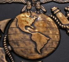 US Marine Corp T-Shirt Sticker