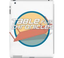 Tableflip Chronicles Orig. Logo iPad Case/Skin