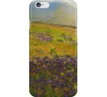 Lavender Hills iPhone Case/Skin