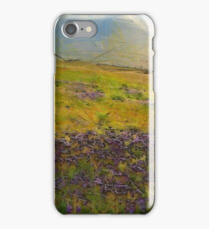 Lavender Hills iPhone Case/Skin