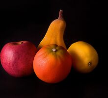 Fruit 2 by Jeffrey  Sinnock