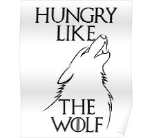 Hungry Like the Wolf - 1 Poster