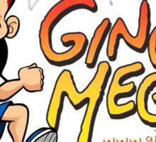 Ginger Meggs Sticker