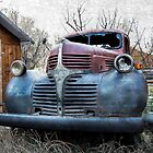 Old Rustic Truck by indeannajones