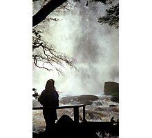 Russell Falls, Tasmania  Photographic Print