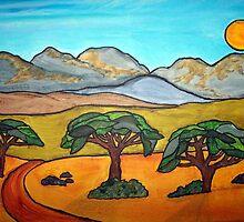 Africa by TrixiJahn