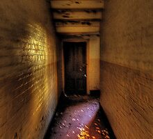 What Dwells Within ,,, are you being watched? - Tarban Creek Lunatic Asylum - The HDR Experience by Philip Johnson