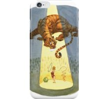 Circus Tiger iPhone Case/Skin