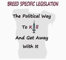 Breed Specific Legislation by Zdogs