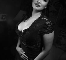 Black and white beauty by marcoman