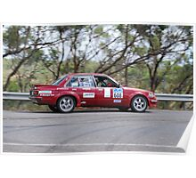 VC HDT Commodore Poster
