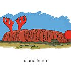 ulurudolph by dave  gregory