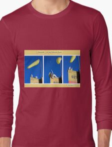 The locals of Lady Robinsons Beach  Long Sleeve T-Shirt