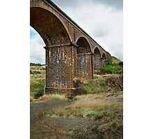 Railway Bridge, Malmsbury Victoria Photographic Print